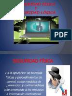 Seguridad Física y Lógica de PC y Sistemas