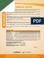 Lubrax Gear 680