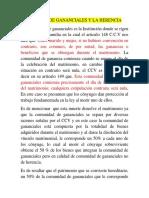 COMUNIDAD DE GANANCIALES Y LA HERENCIA (Autoguardado).docx