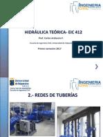 4.-Redes de Tuberías_EIC 412