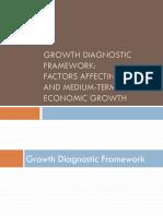 03 - Growth Diagnostic Framework