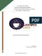 Plan de Marketing Guayoyo Cafe