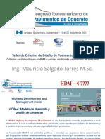 4. Criterios Establecidos en El HDM-4 Para El Anlisis de Pavimentos de Concreto