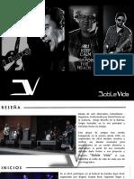 Epk Doble Vida Rck - Rock Alternativo 2018