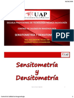 07. Clase v Sensitometria y Densitometria