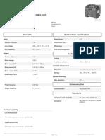 6SL3210 5BB22 2UV0 Datasheet En