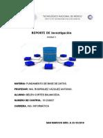 Tipos de Gestores de Bases de Datos