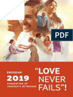 2019 Convention Program
