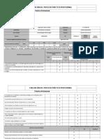4 Formato Evaluación Del Proceso de Práctica Profesional