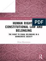 Human Rights, Constitutional Law and Belonging The Right to Equal Belonging in a Democratic Society.pdf