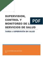 TAREA 1 - Supersicion de Salud