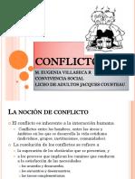 CONFLICTO CONVIVENCIA SOCIAL 2011 JC.pps