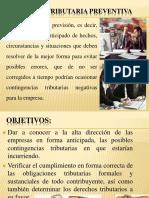 Auditoría Tributaria Preventiva