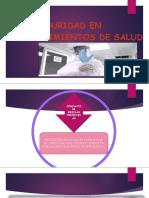 BIOSEGURIDAD EN ESTABLECIMIENTOS DE SALUD. gabriela.pptx