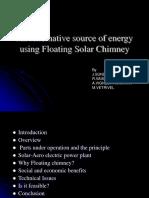 Floating Solar Chimney Technology