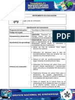 IE Evidencia 2 Herramientas Basicas en Los Riesgos Ocupacionales