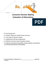Consumer Decision Making 2 [Autosaved]