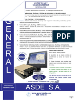 Vision Screener Visiometro General Asde