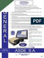 Vision Screener Visiometro General Asde