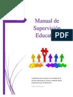 Manual Supervision Educativa- Majo