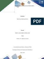 Fase 1 – Conocer Las Variables Eléctricas en Un Circuito Resistivo.