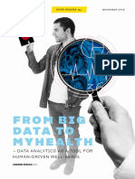 From Big Data to Myhealth