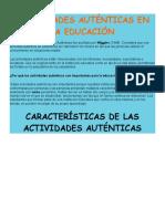ACTIVIDADES AUTÉNTICAS EN LA EDUCACIÓN.docx