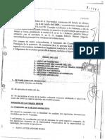 Acta de Consejo Permiso 2009