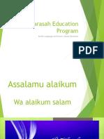 Madarasah Education Program.pptx