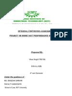 Monetary Performance of Afghanistan