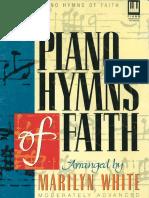 piano hymns of faith - marilyn white - pt. 1.pdf