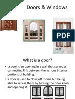 Doors & Windows BMC.ppt