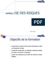 Formation Analyse Des Risques