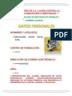 325427013 Tarea de Mejora de Metodos de Trabajo 2 Luis Jeanpiere Borrero Saldana