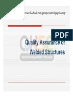Quality Assuarance and Quality control of weldeding.pdf