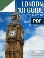 London 101 Guide