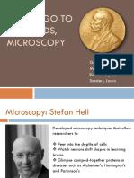 Nobels Go to Maps, LEDs, Microscopy (0)