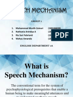 Speech Mechanism 1a
