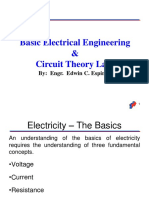 Basic Circuit Theory Lecture2
