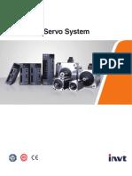 INVT DA200 Servo Catalog