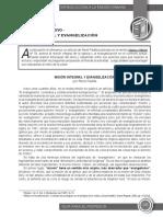 Misión Integral y Evangelización.pdf