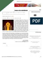 06_04_2018_ Dia de Trevas e de Resistência _ ExpressoPB