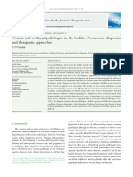 Ovarian Pathology APJR