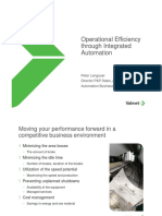 Operational Efficiency Through Integrated Automation-Peter Lengauer-Valmet