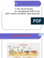 Osteoporosis 2015 k Race