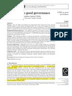 294501364 UNDP on Good Governance
