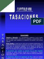 TASACIONES PPT