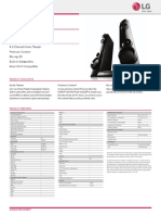 LHB675 Spec Sheet