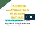 Fracciones equivalentes a un número natural.docx