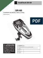 Manual sr-60